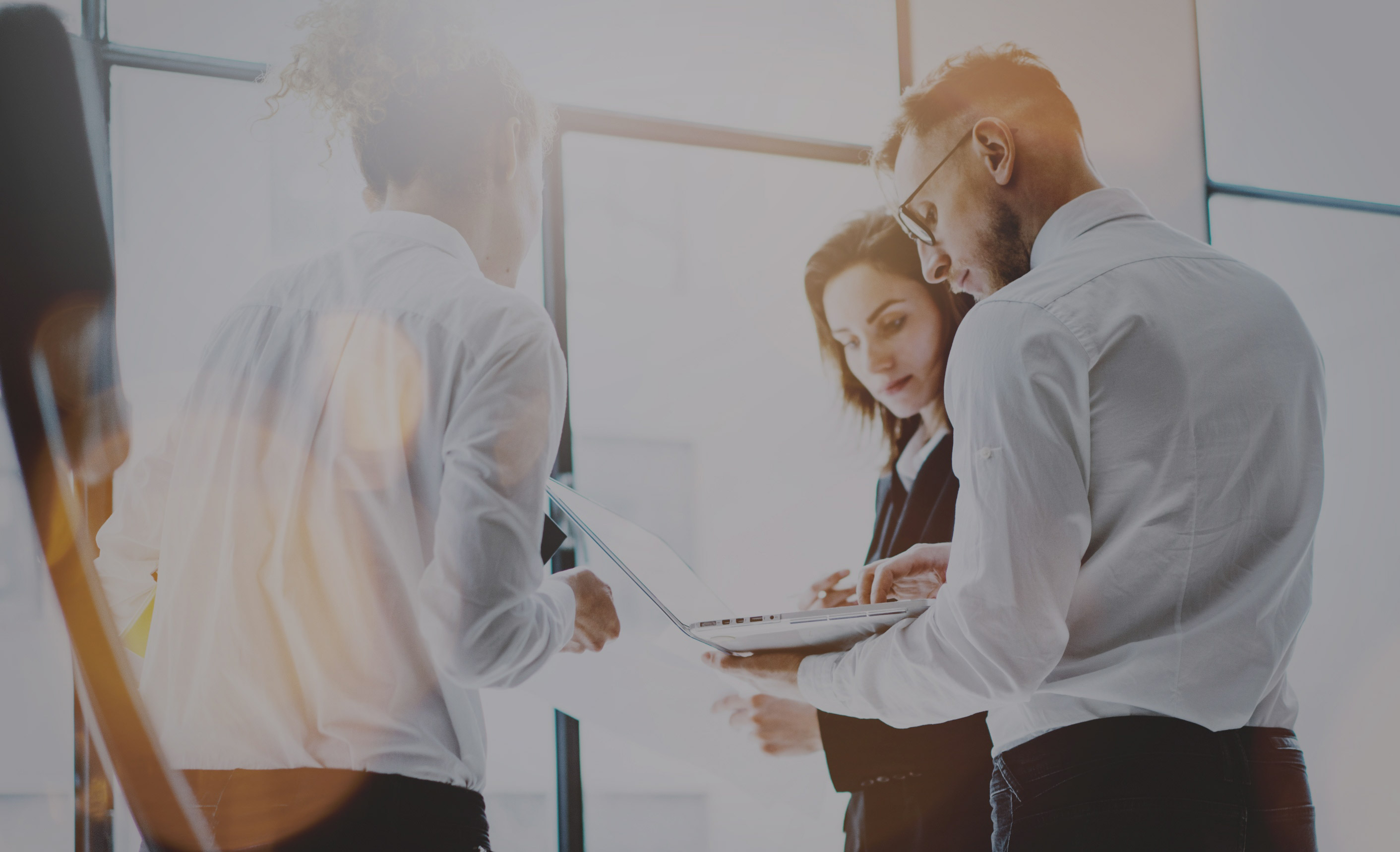 Data-driven business insights vs. Standard financial reports